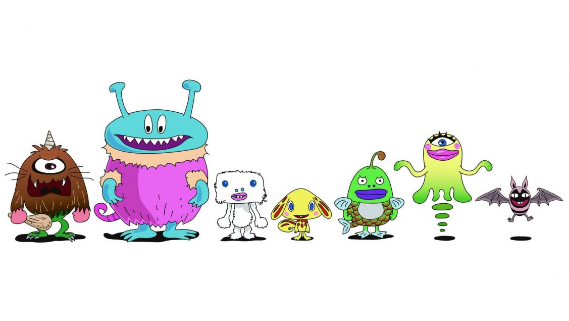 yukfoo animation character design portfolio